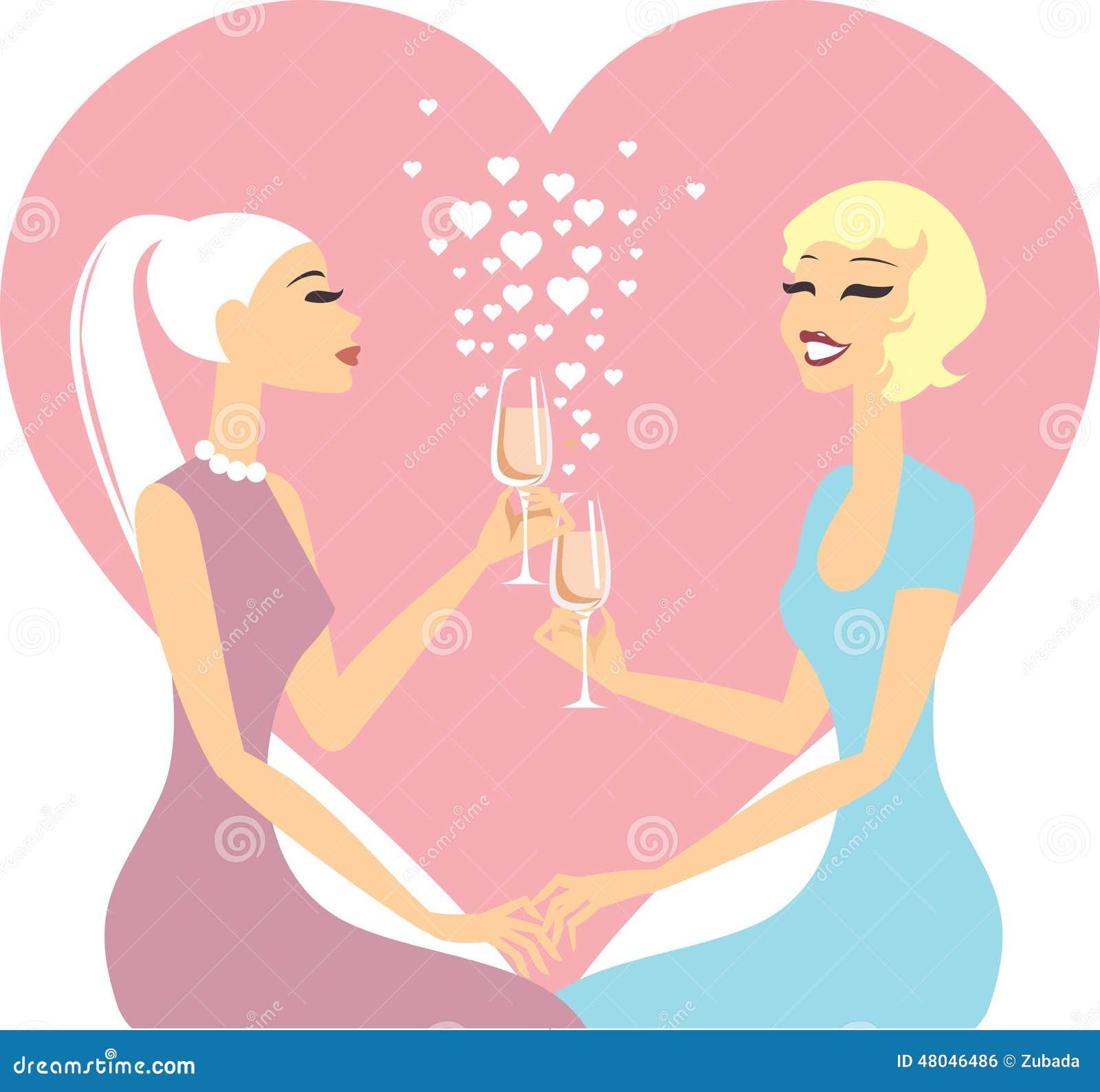 夫妇女同性恋爱泳装佩带