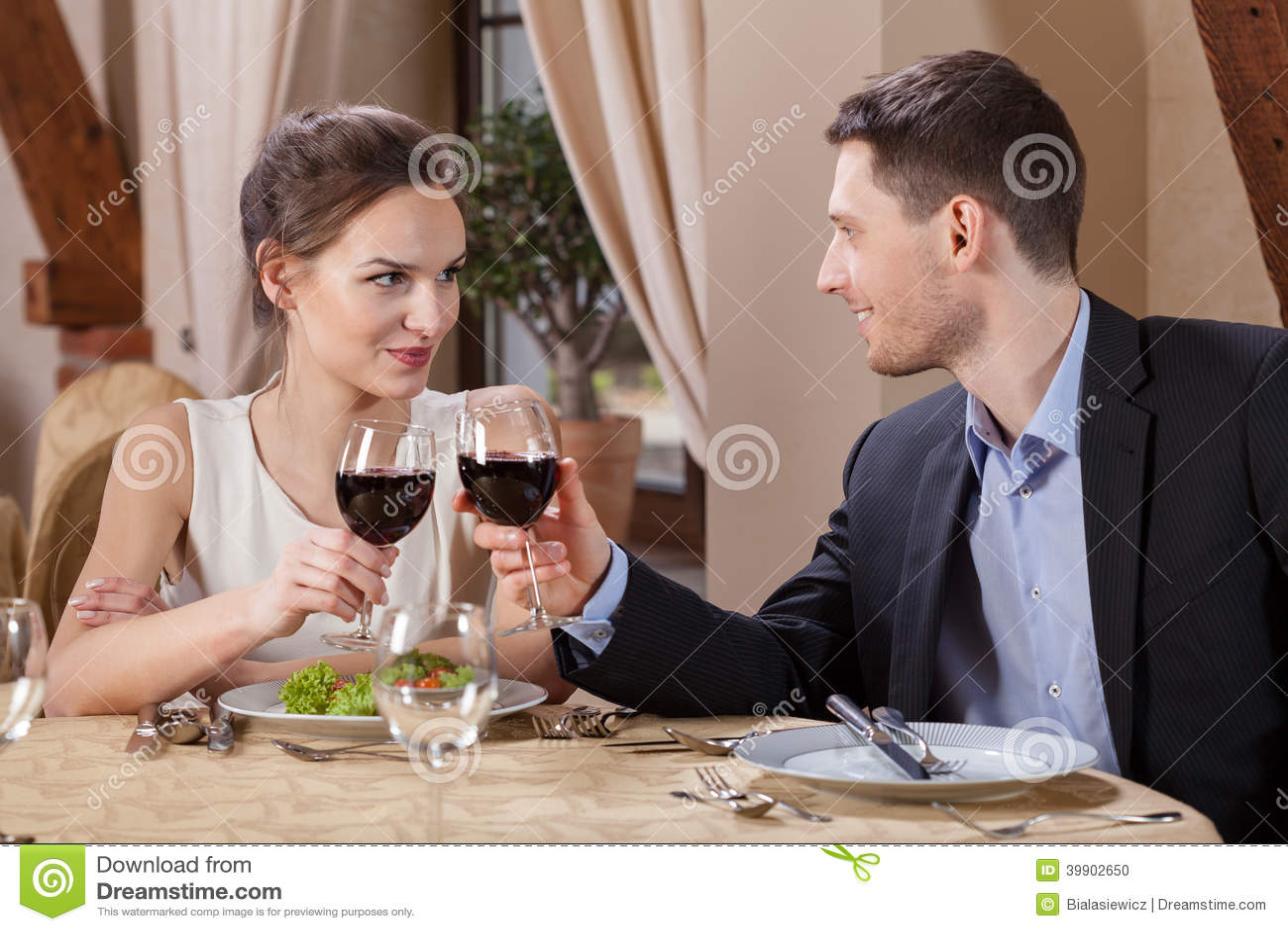 夫妇饮用的藤