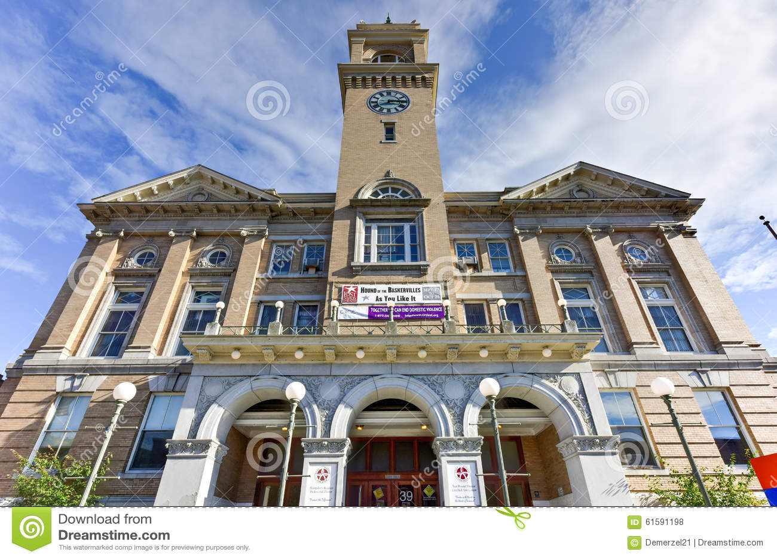 失去的国家剧院-蒙彼利埃香港大会堂艺术中心