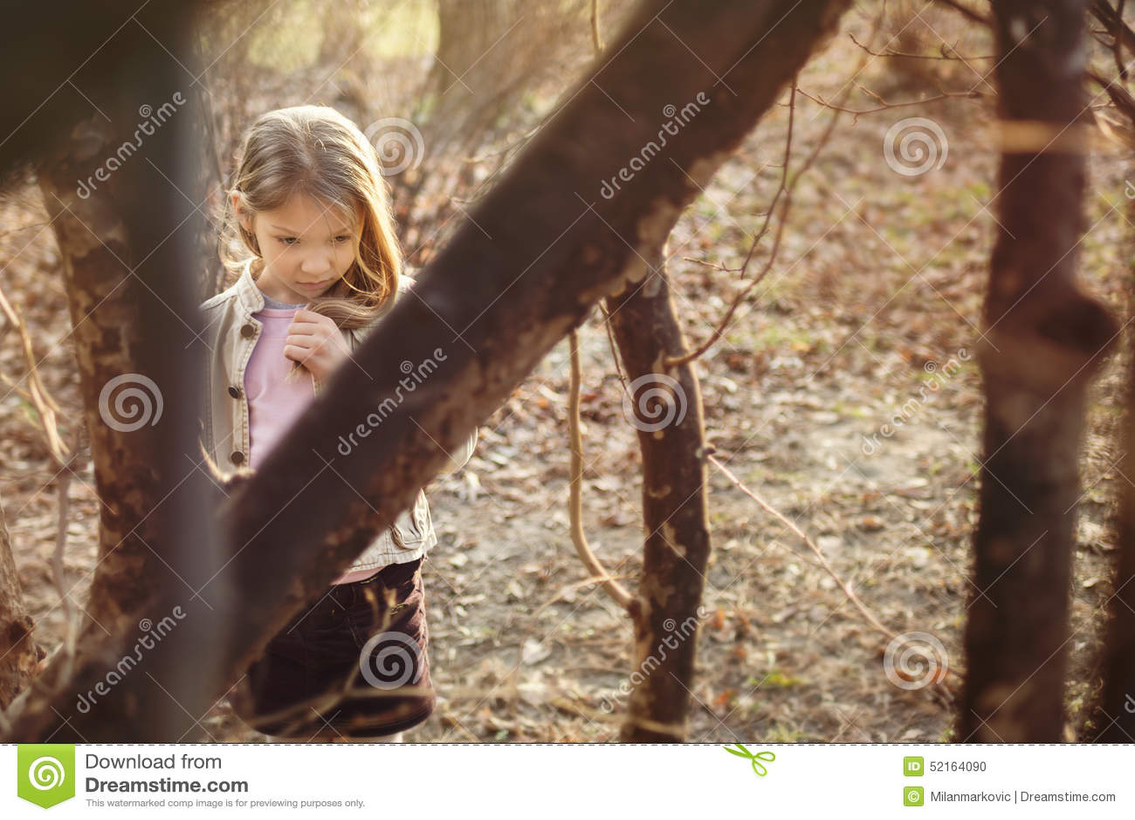 失去的小女孩