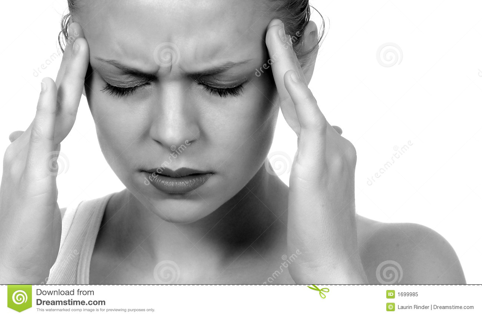 头疼偏头痛