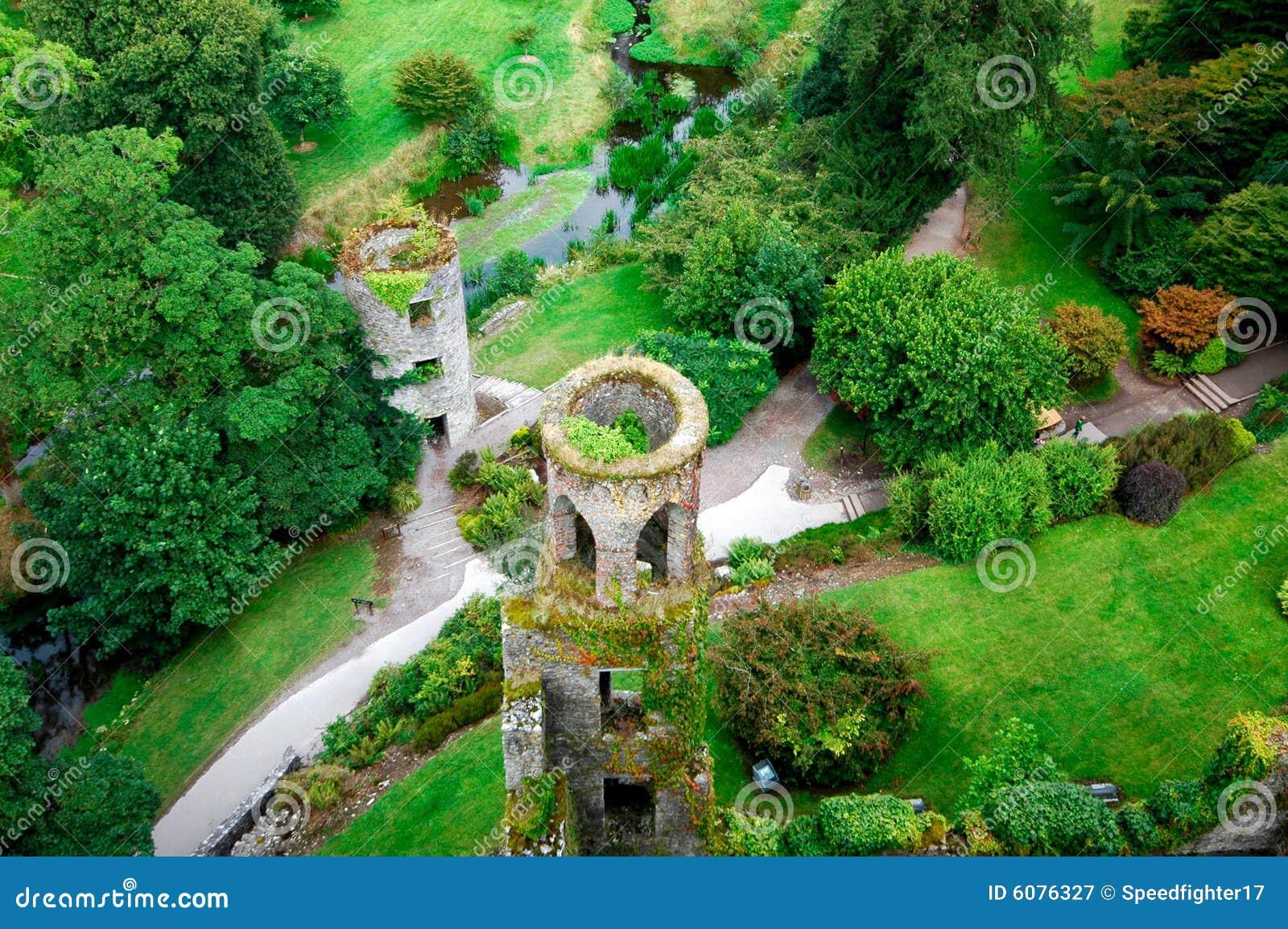 奉承城堡爱尔兰