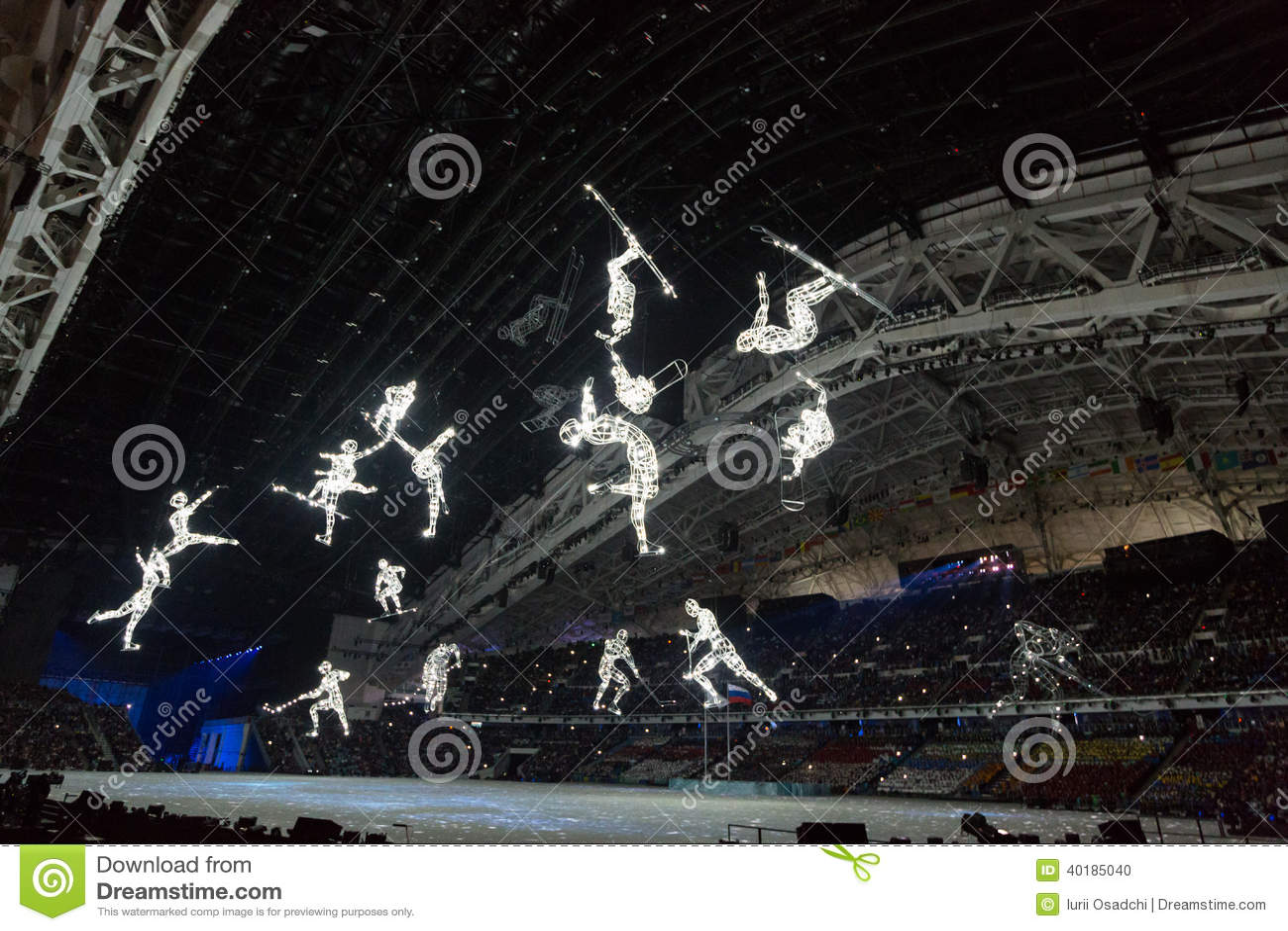 索契2014年奥运会开幕式