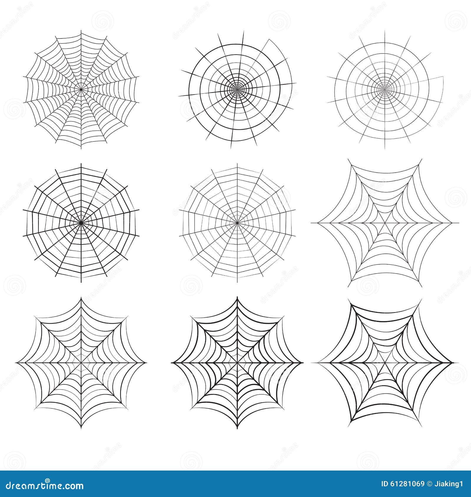 蜘蛛网表情分享展示图片