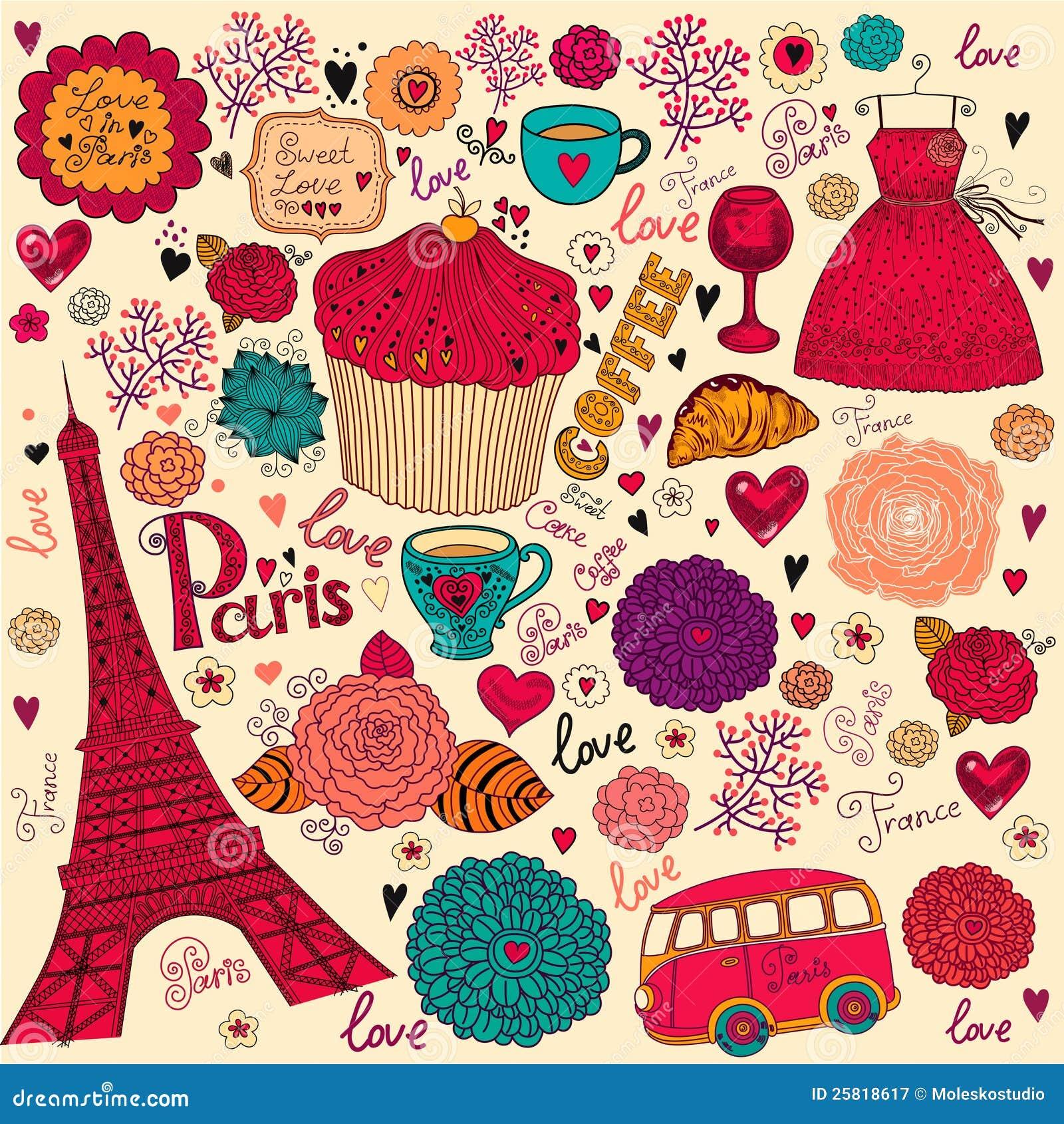 套巴黎符号