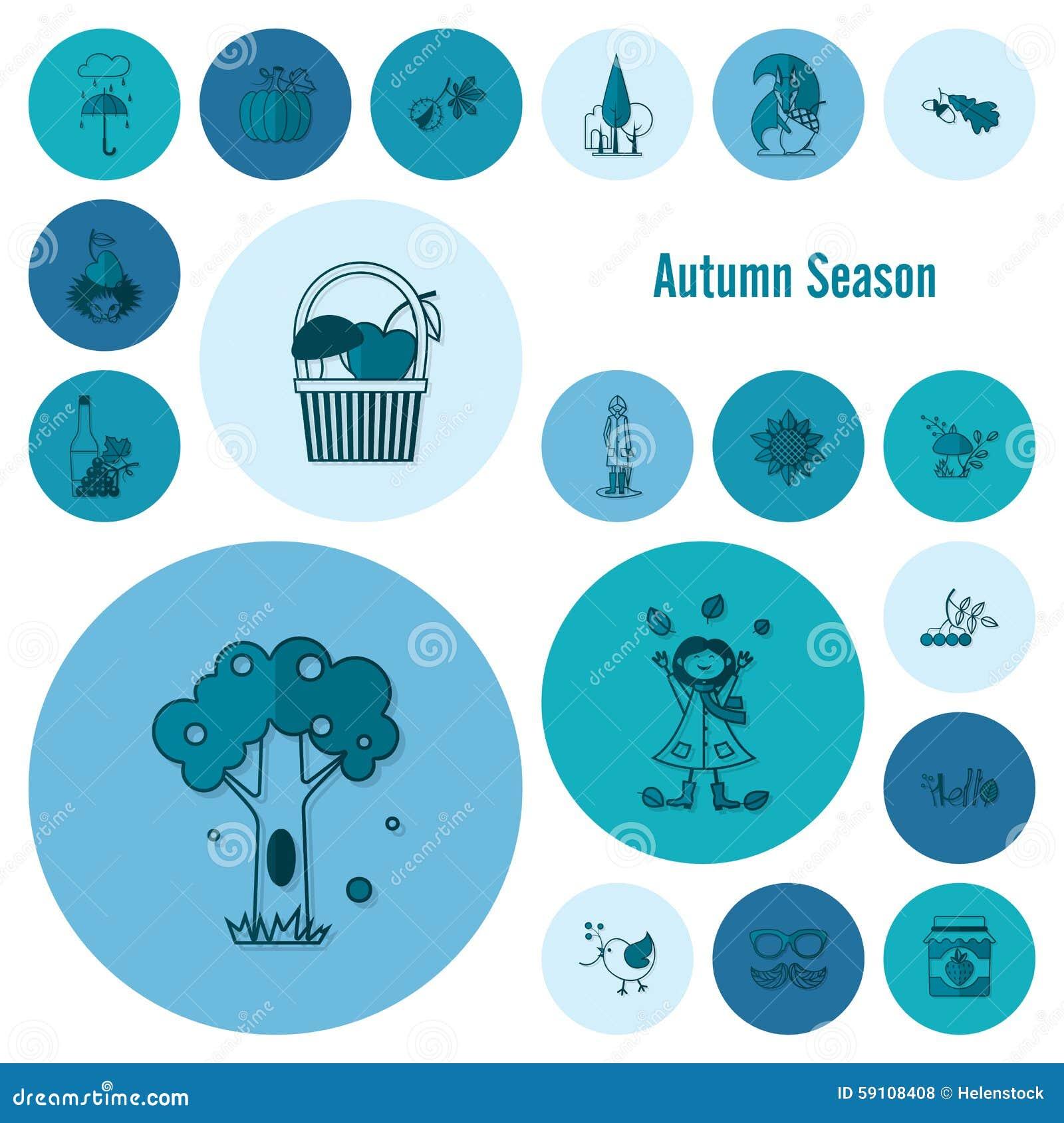 套平的秋天象
