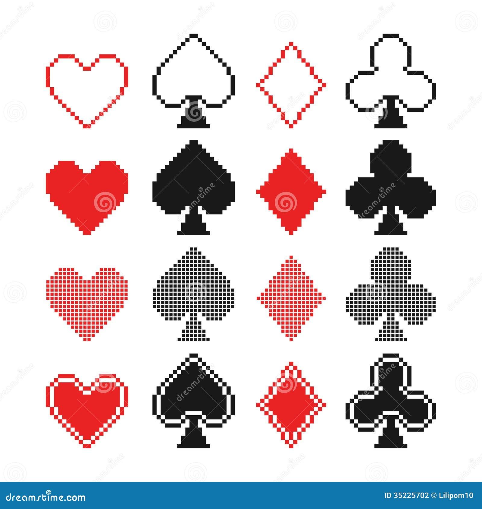 点�f��$y���c%�/(9j�_套映象点心脏,俱乐部,锹和金刚石集成电路