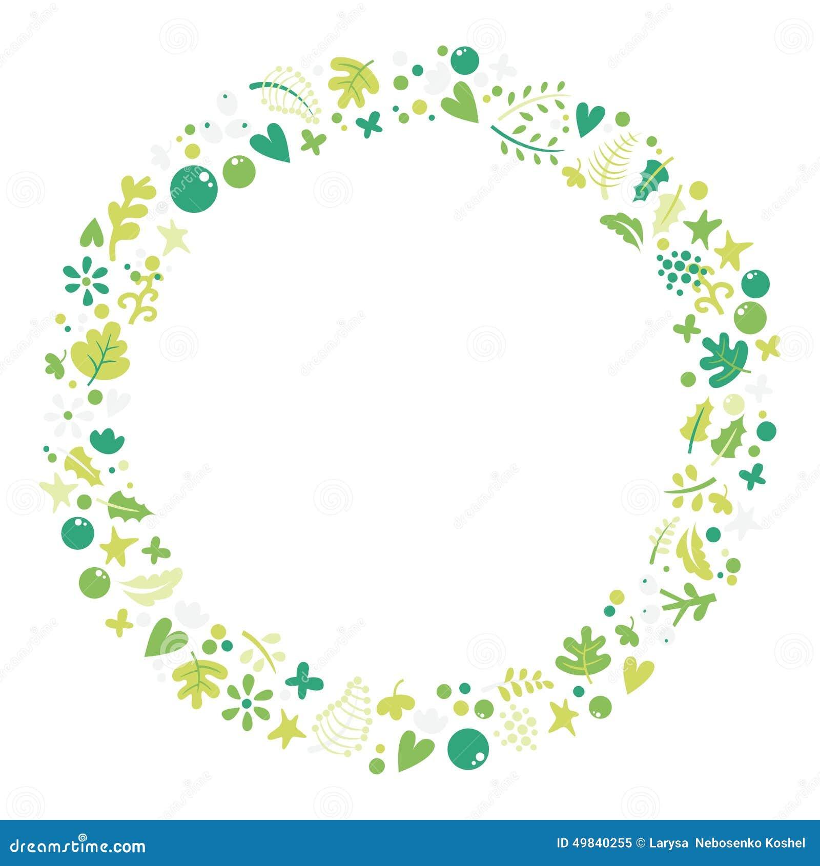 传染媒介套设计的元素 春天 自然.图片