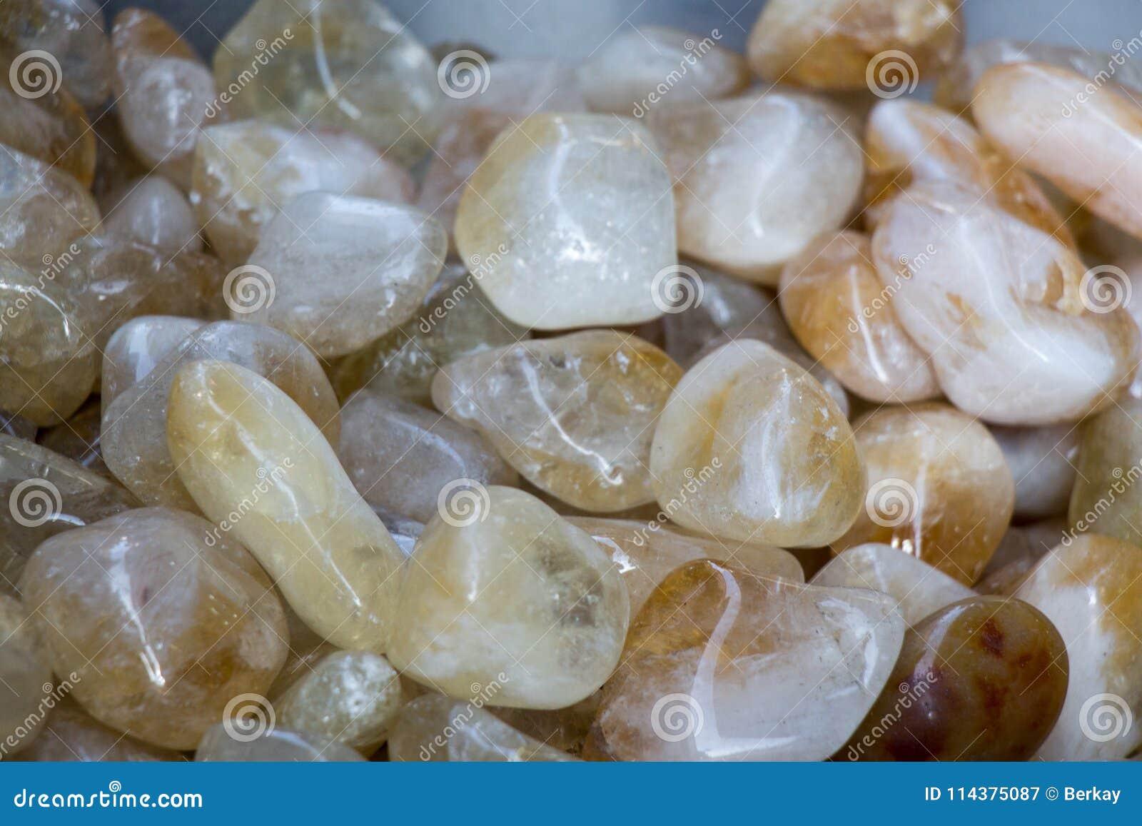 套自然矿物宝石