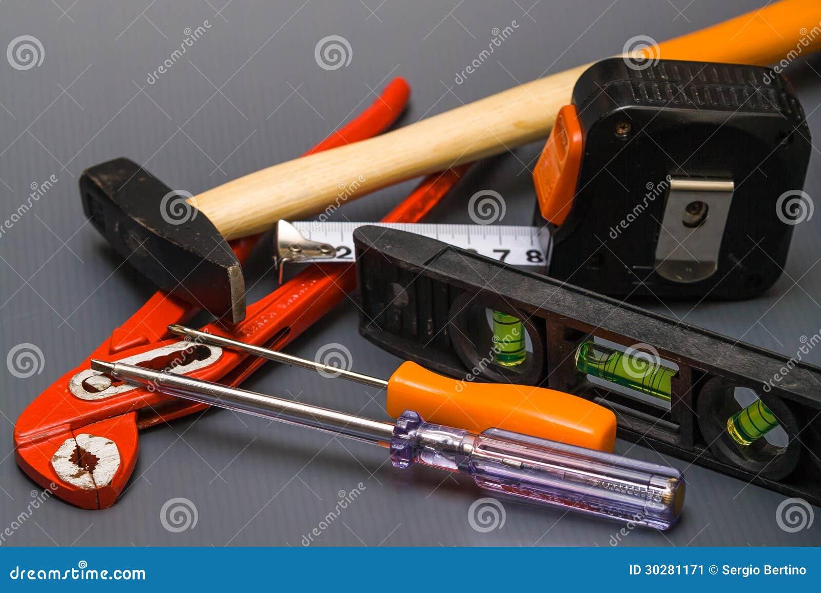 套建筑工具