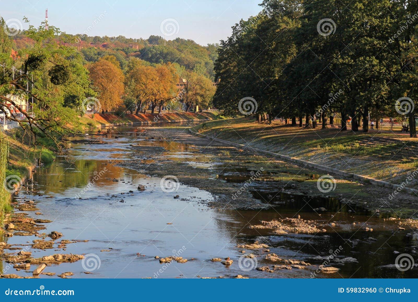 奥尔扎河河在切申