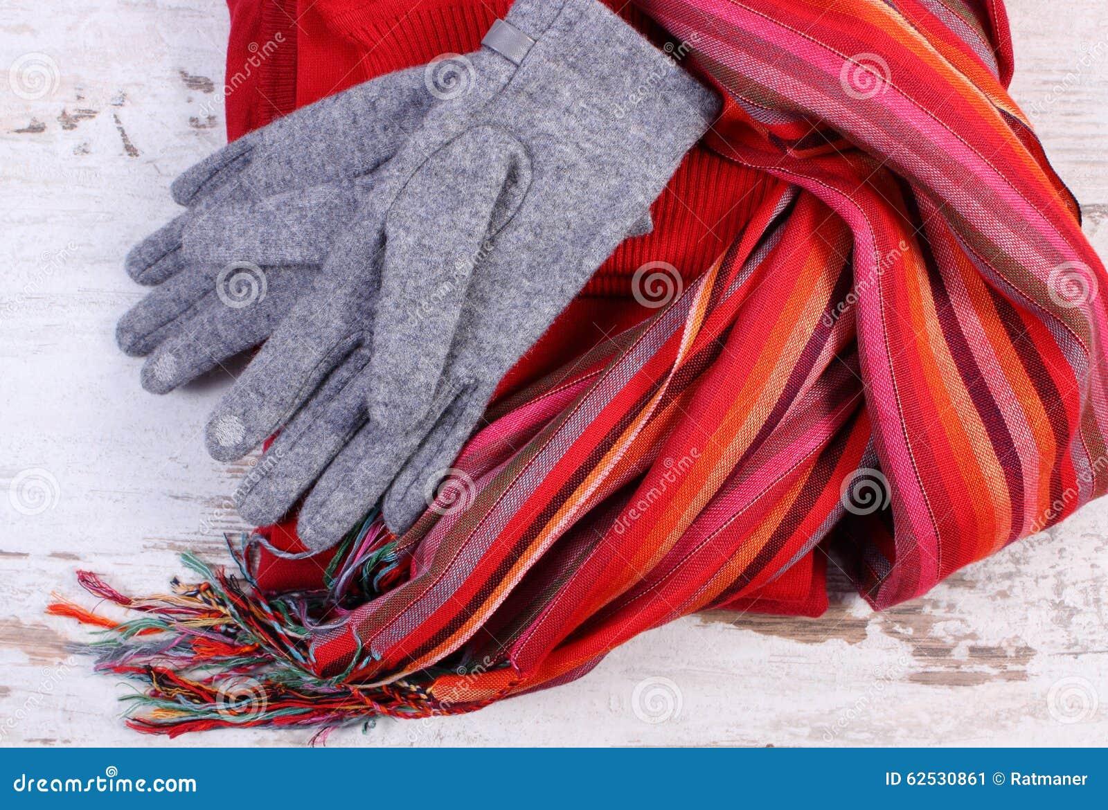 女子般地的衣裳为秋天或冬天在老土气木背景