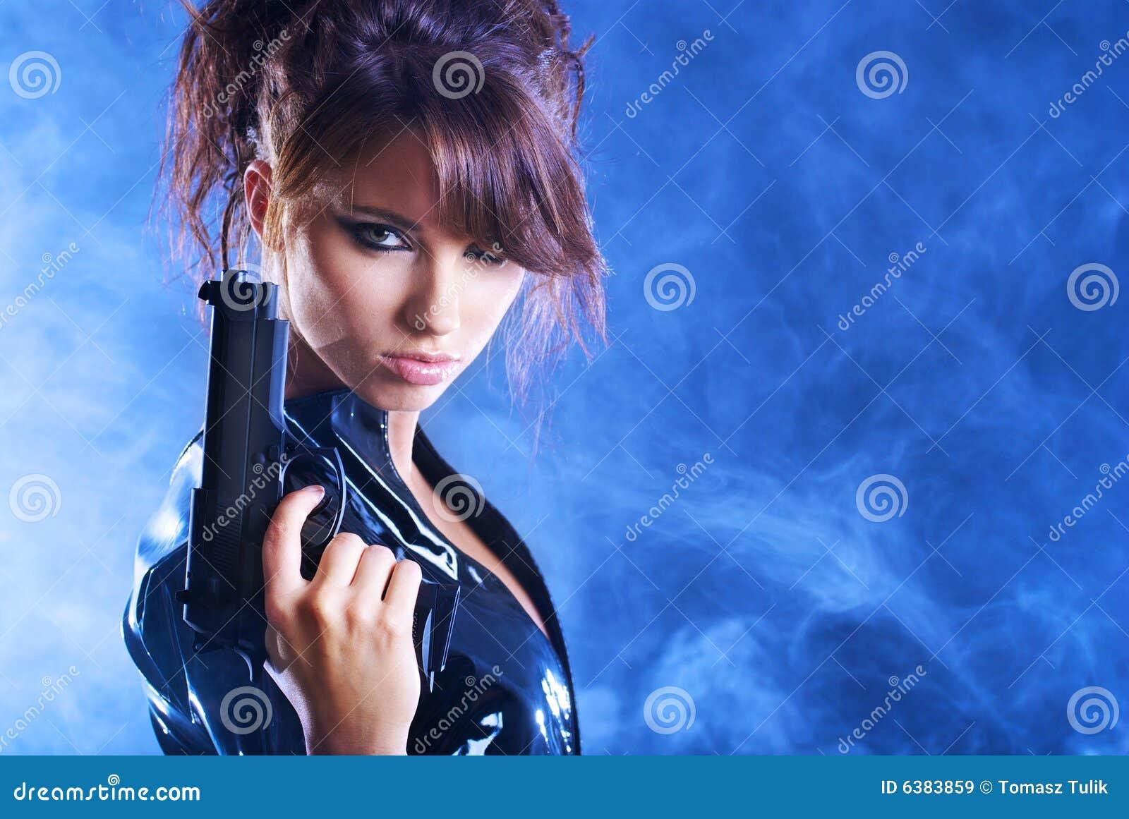 女孩性感枪的藏品