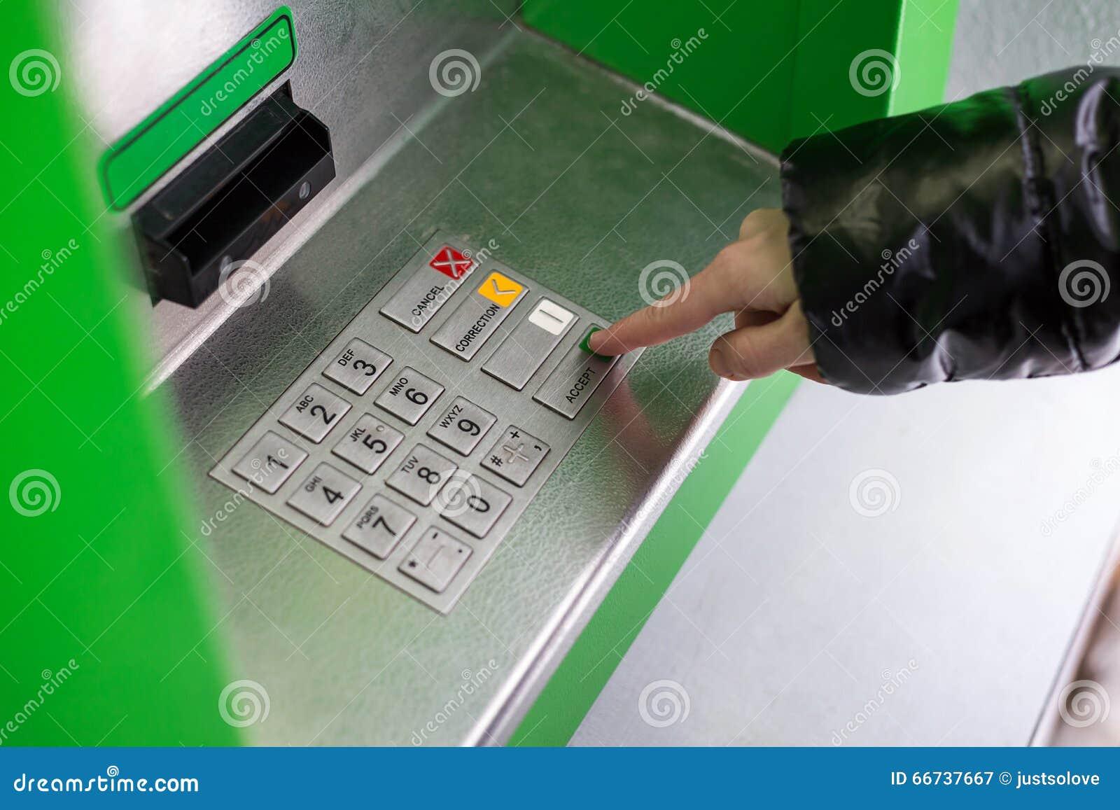 女孩新闻ATM EPP键盘