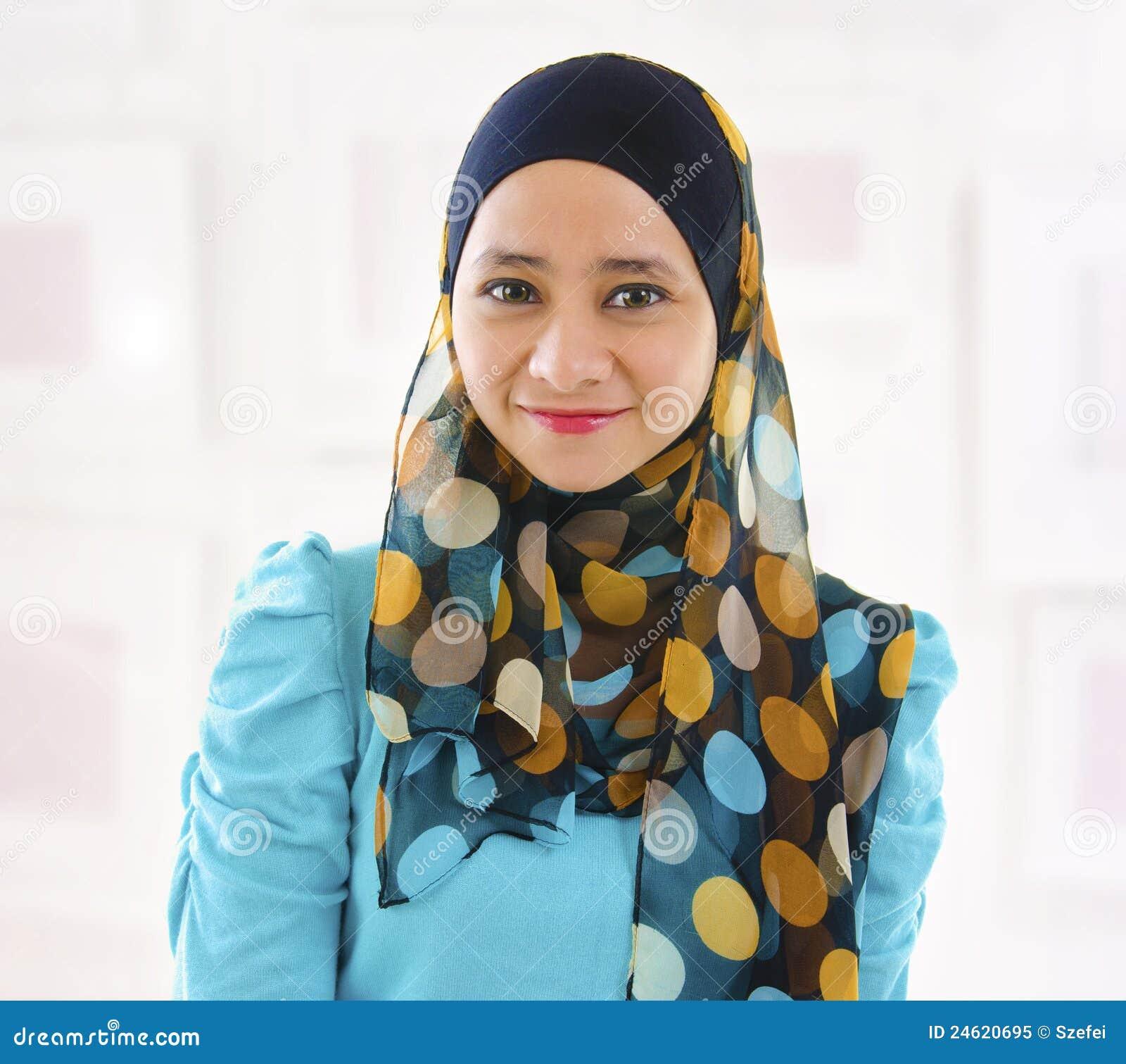 女孩穆斯林