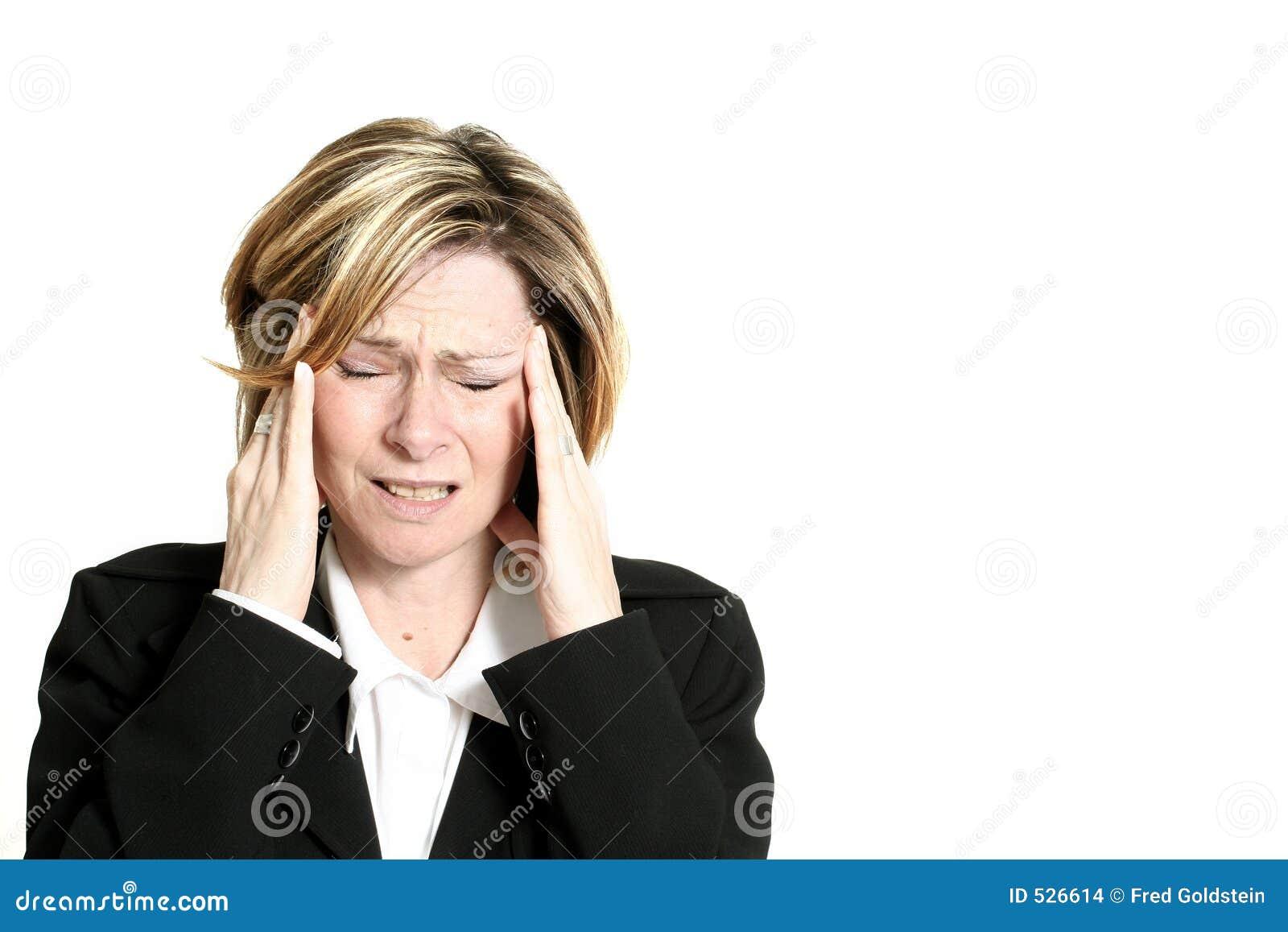 Download 女实业家偏头痛 库存照片. 图片 包括有 悲伤, 背包, 查出, 偏头痛, 可及性, 空白, 隔离, 人们, 表达式 - 526614