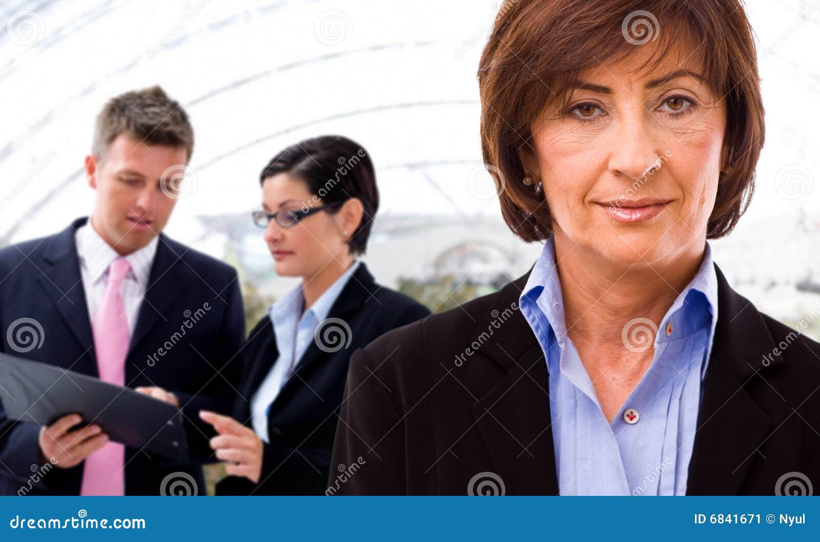女实业家小组
