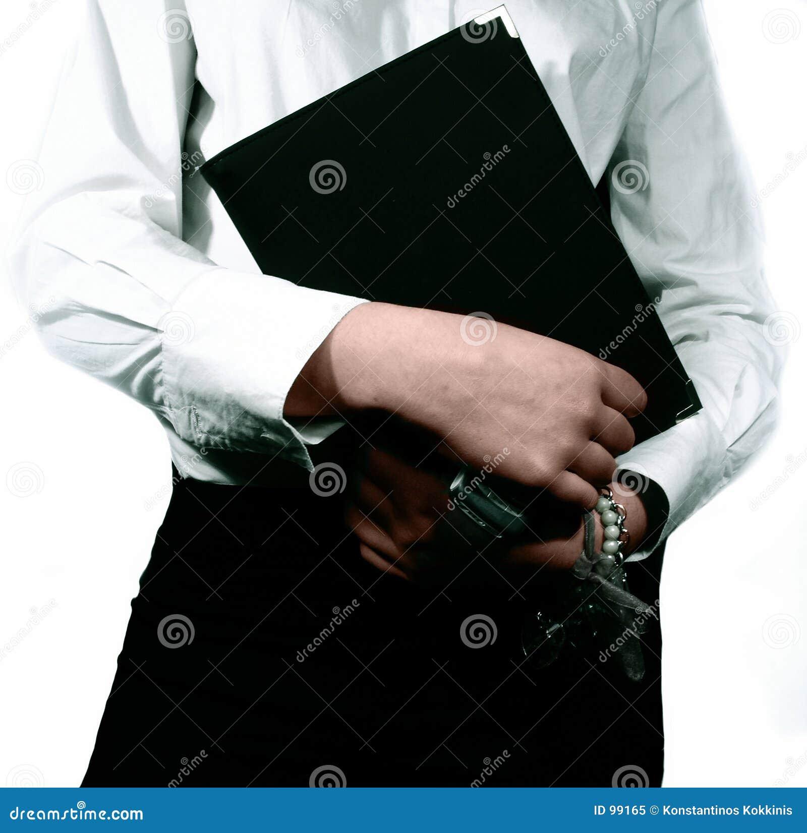 女实业家秘书