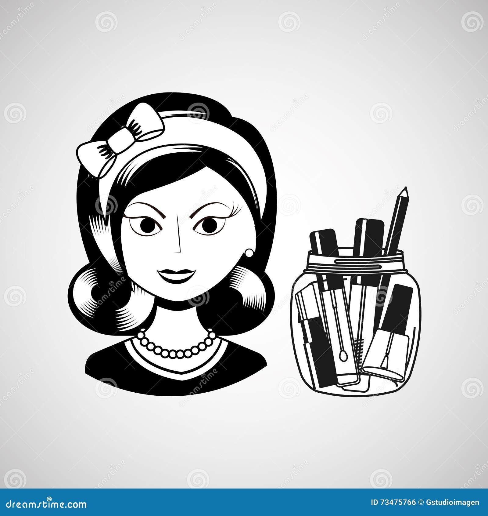 女性构成设计