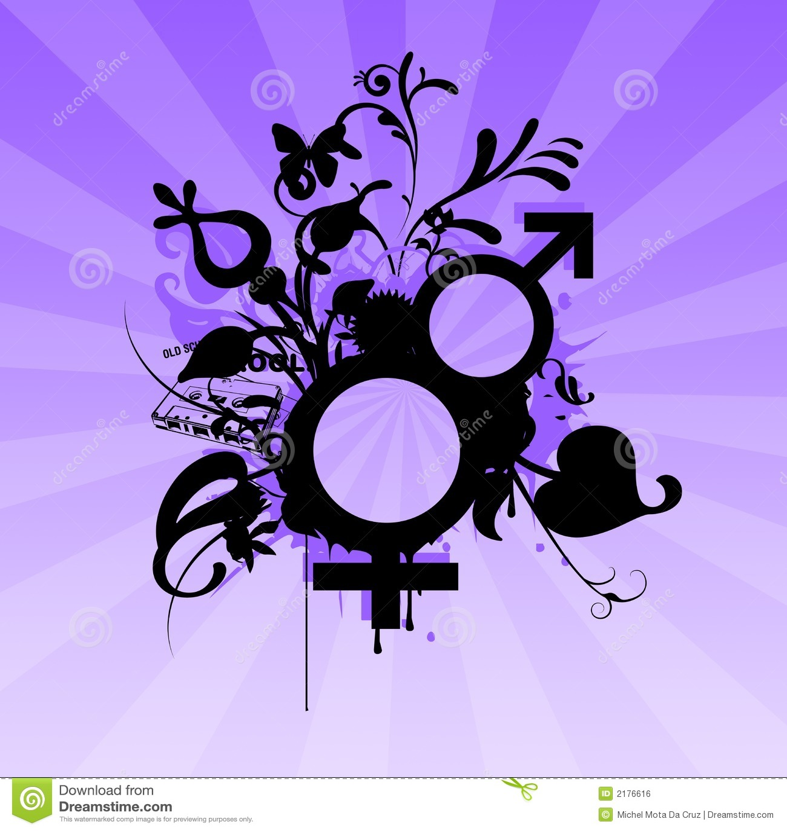 女性男性符号