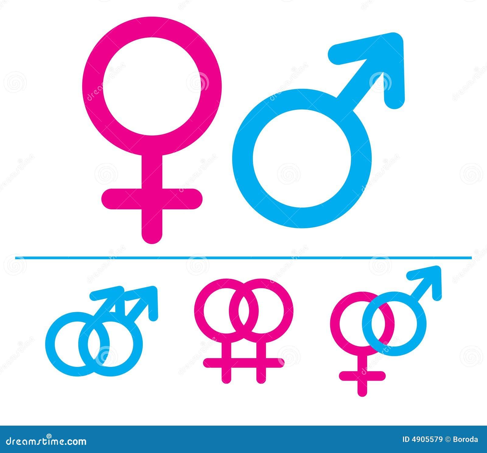 男性女性做爱片_女性男性符号 免版税库存图片 - 图片: 4905579