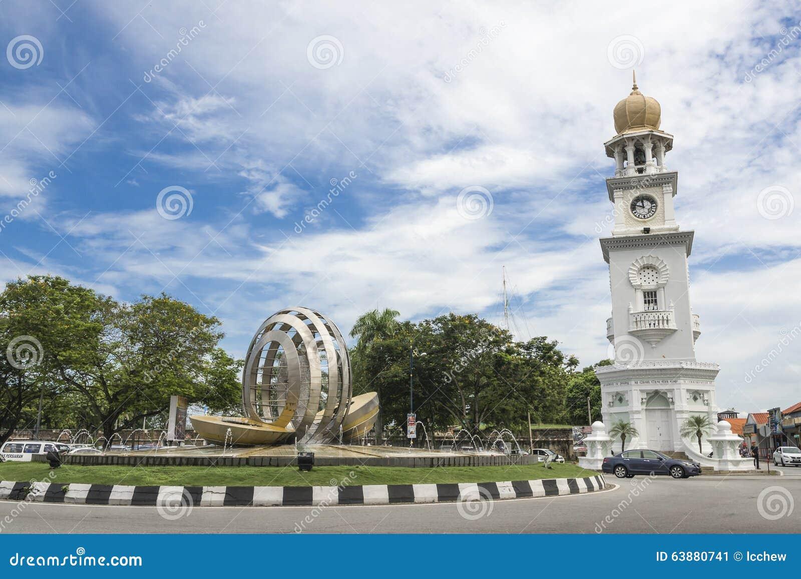 女王维多利亚纪念钟楼-