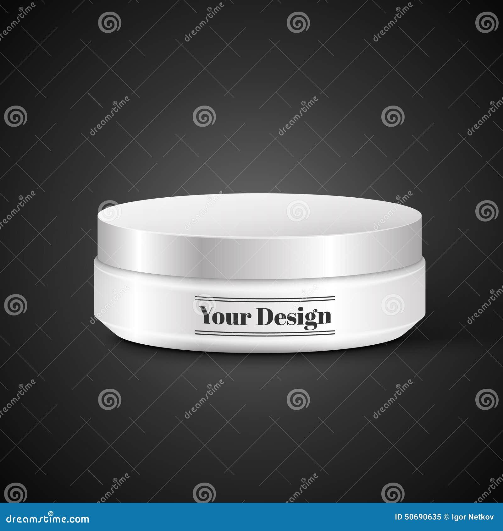 Download 奶油、粉末或者胶凝体的空白的化妆容器 向量例证. 插画 包括有 胶凝体, 构成, 瓶子, 卫生学, 泡沫 - 50690635