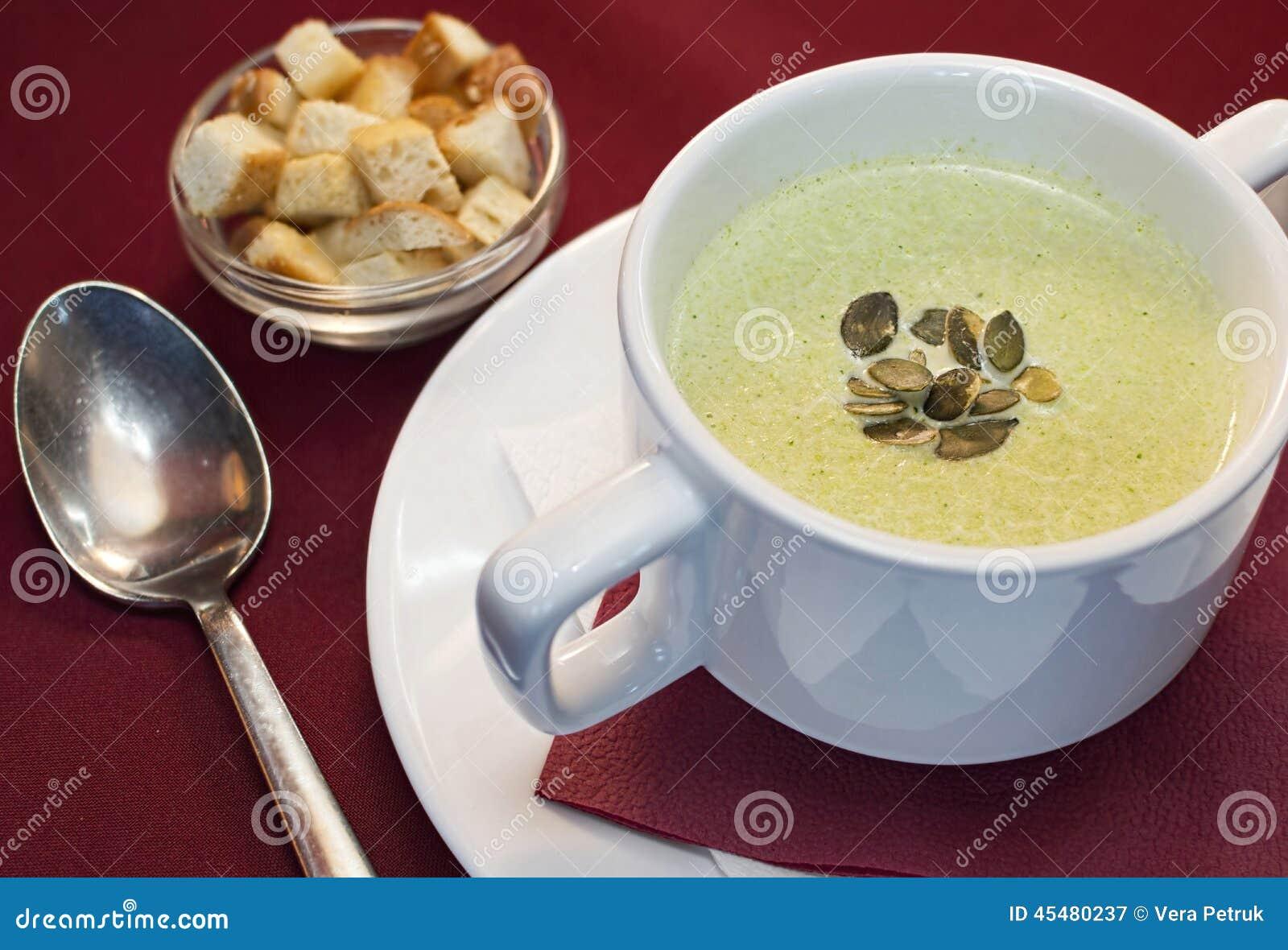 奶油色汤用南瓜