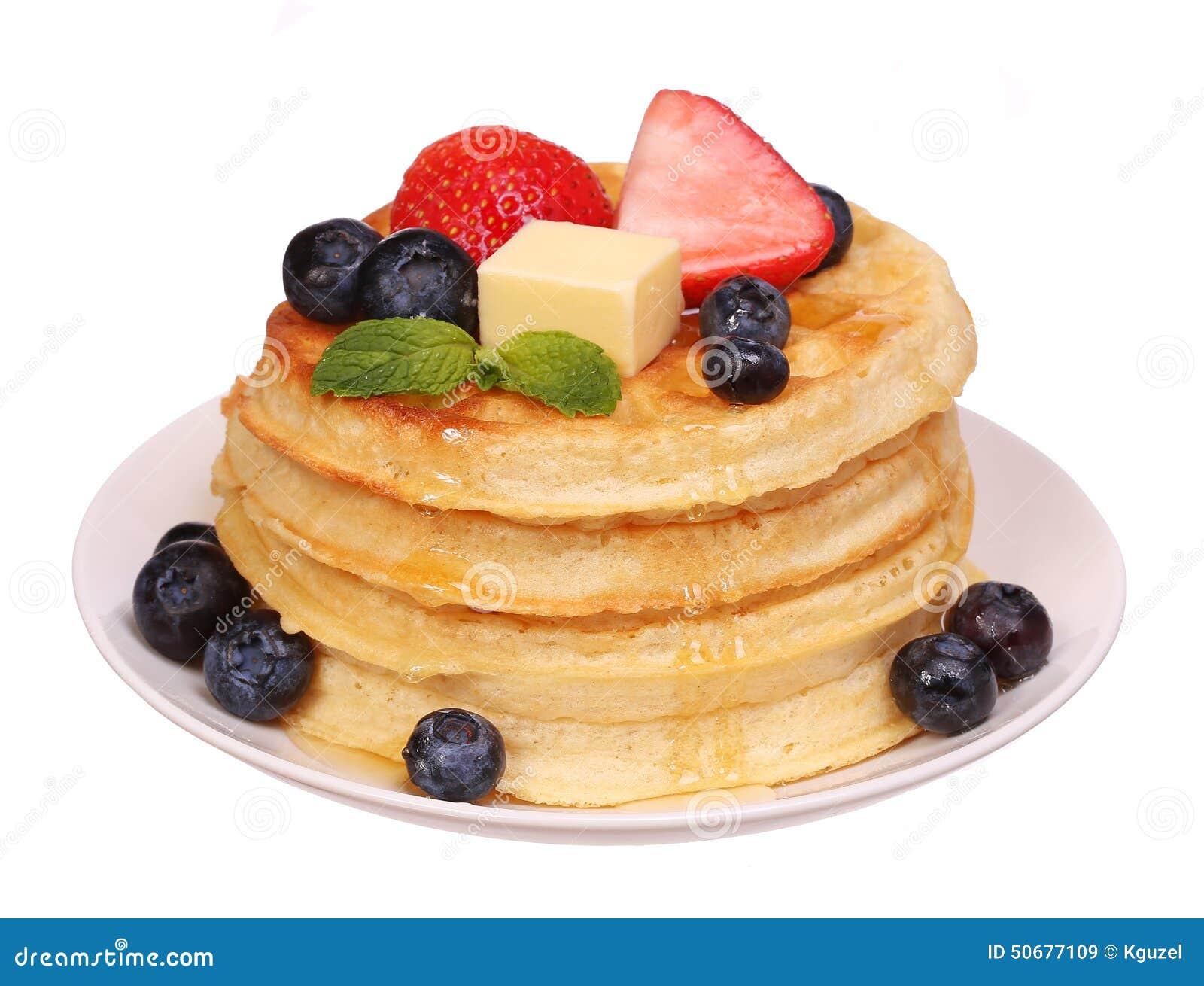 Download 奶蛋烘饼用被隔绝的草莓和蓝莓 库存图片. 图片 包括有 快餐, 槭树, 奶蛋烘饼, 可口, 美食, 蜂蜜 - 50677109