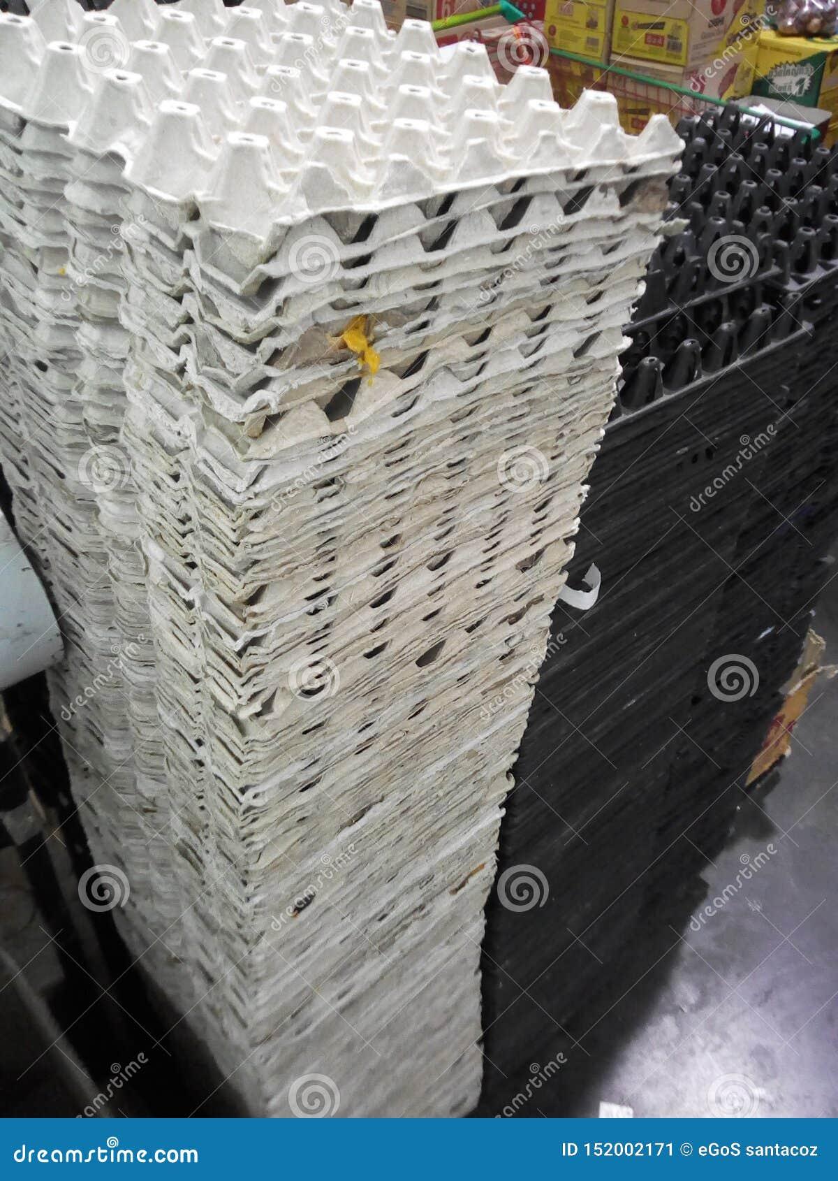 好蛋盒的塔