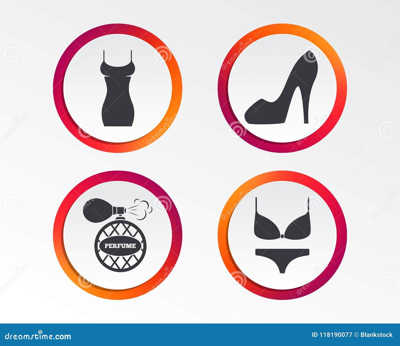 礼服标志象香水的插画例证性感女星向量.妇女李优台湾性感写真鞋子图片