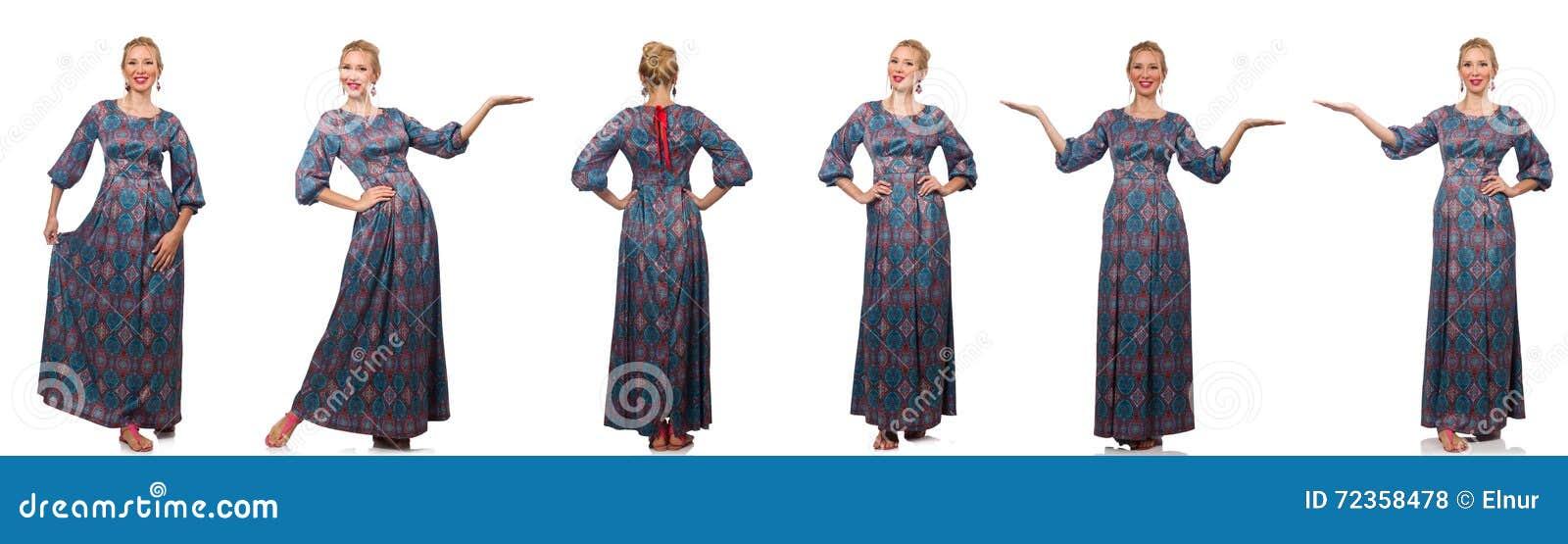 妇女综合照片以各种各样的姿势