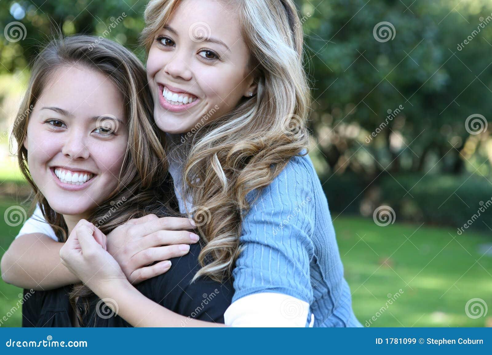 姊妹一般的爱