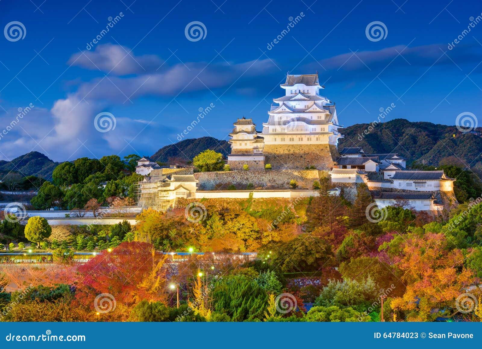 姬路城堡,日本