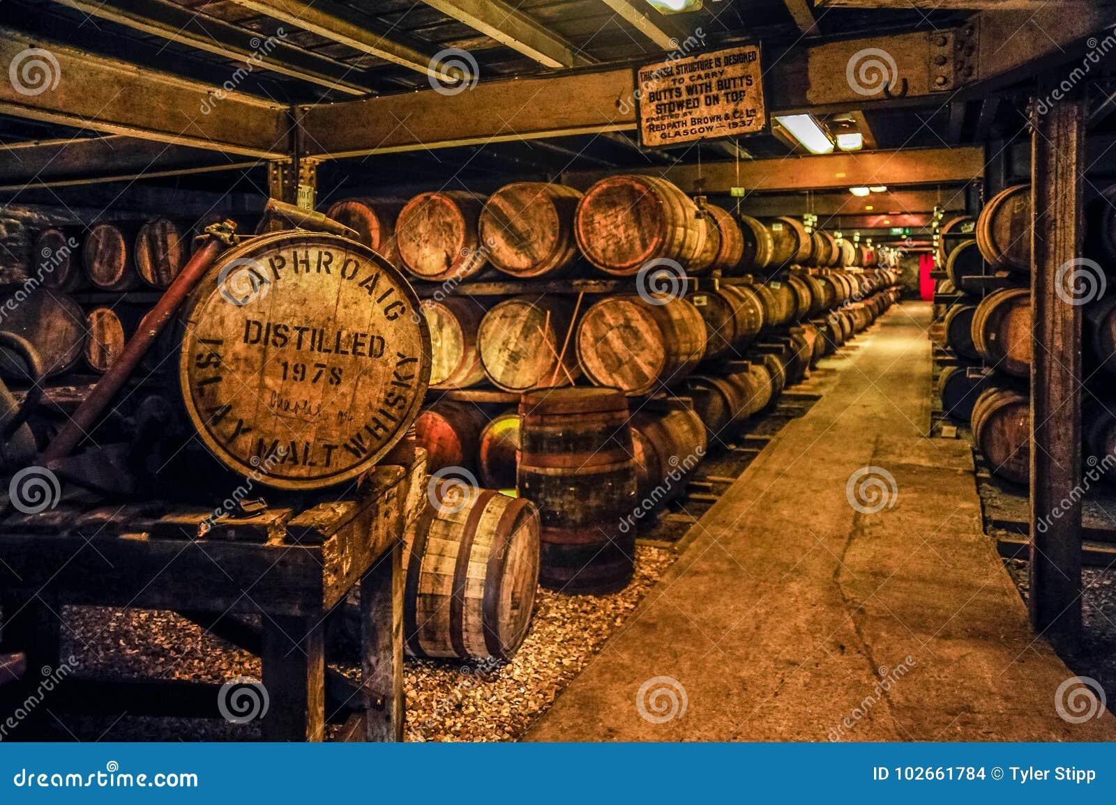 威士忌酒桶
