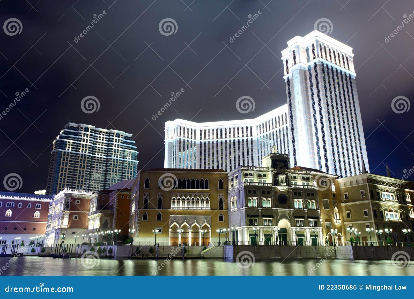 威尼斯式的旅馆