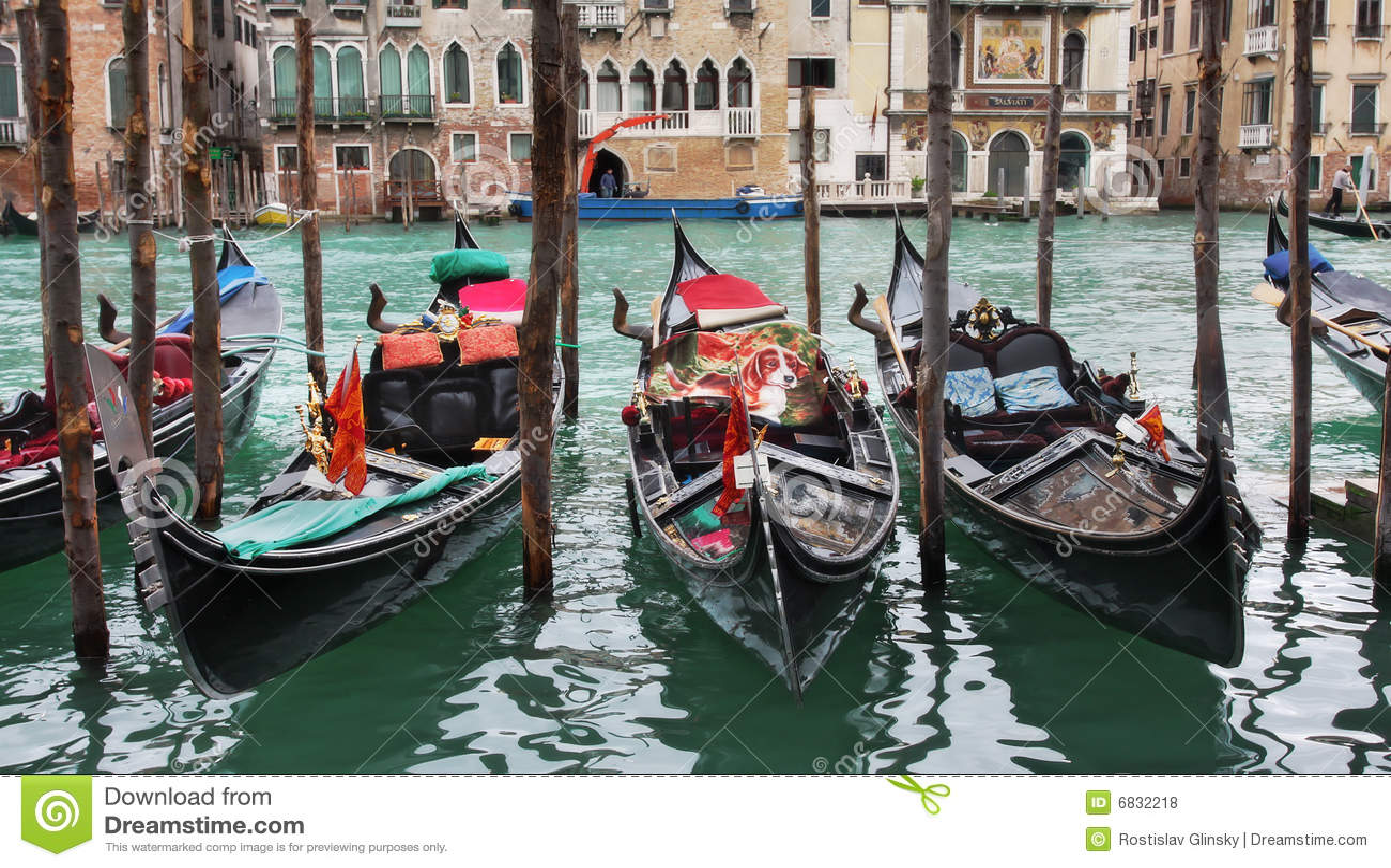 威尼斯式的运河
