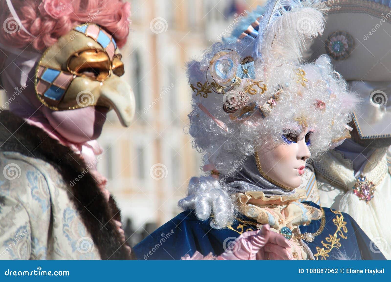 威尼斯狂欢节2016年