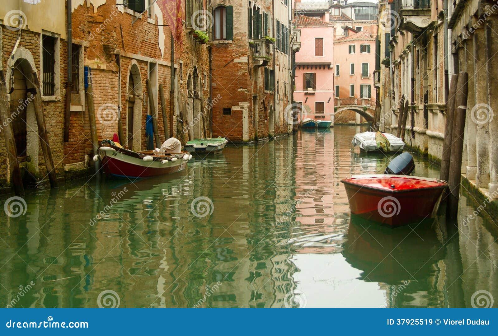 威尼斯运河