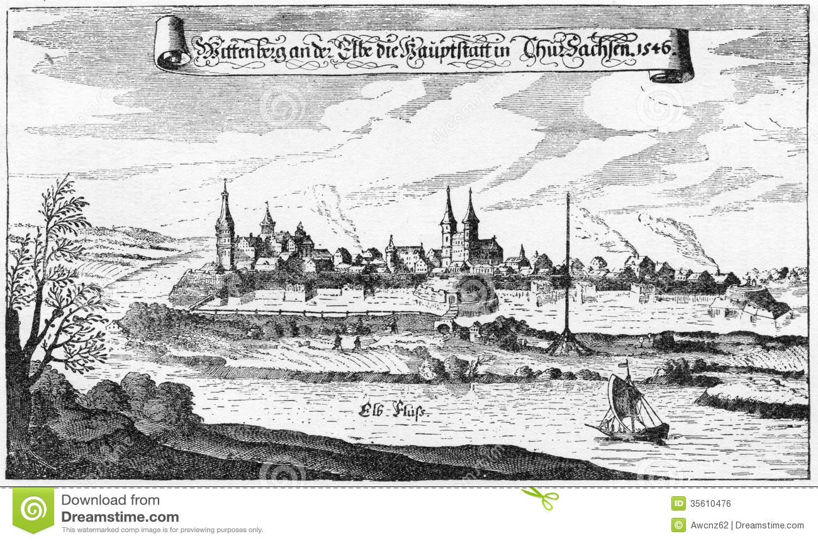 威顿堡1546