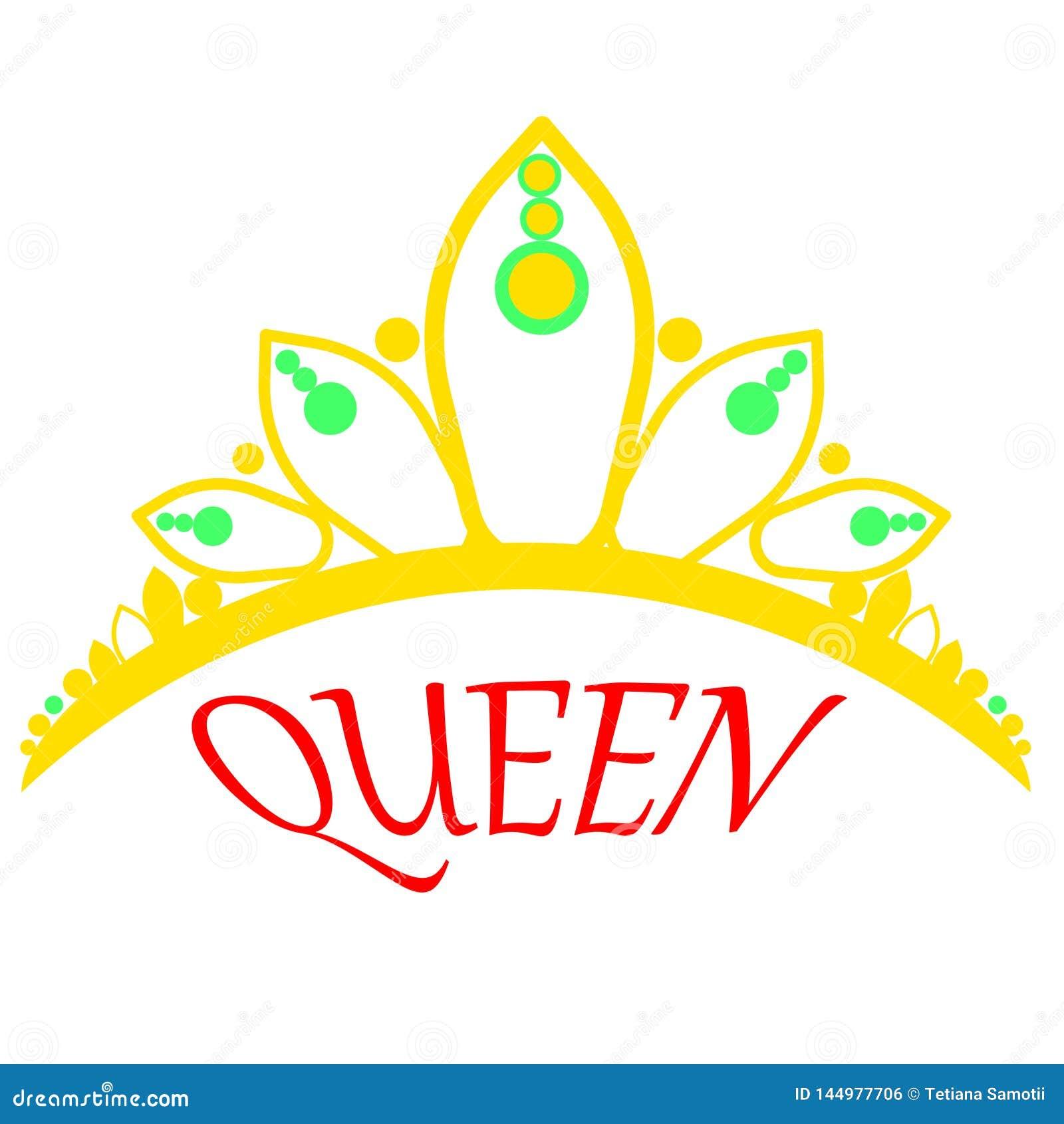 ? 娘儿们Royalty Crown With Heart公主珠宝