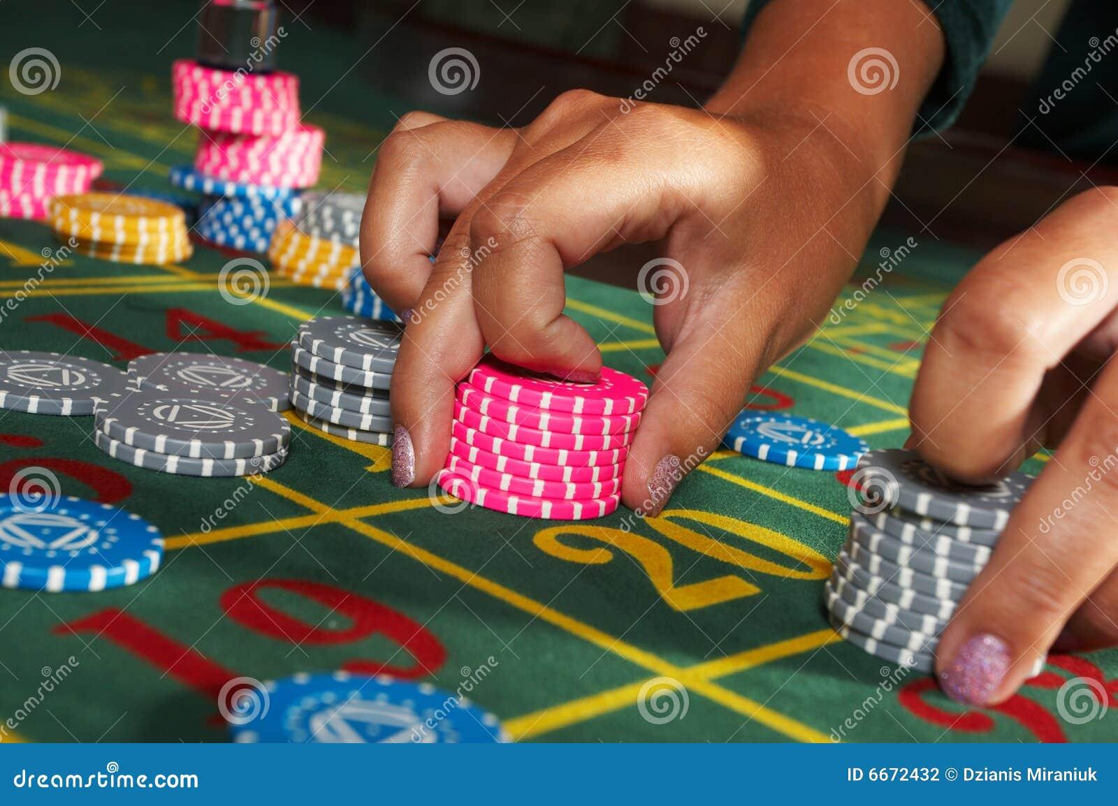 娱乐场轮盘赌