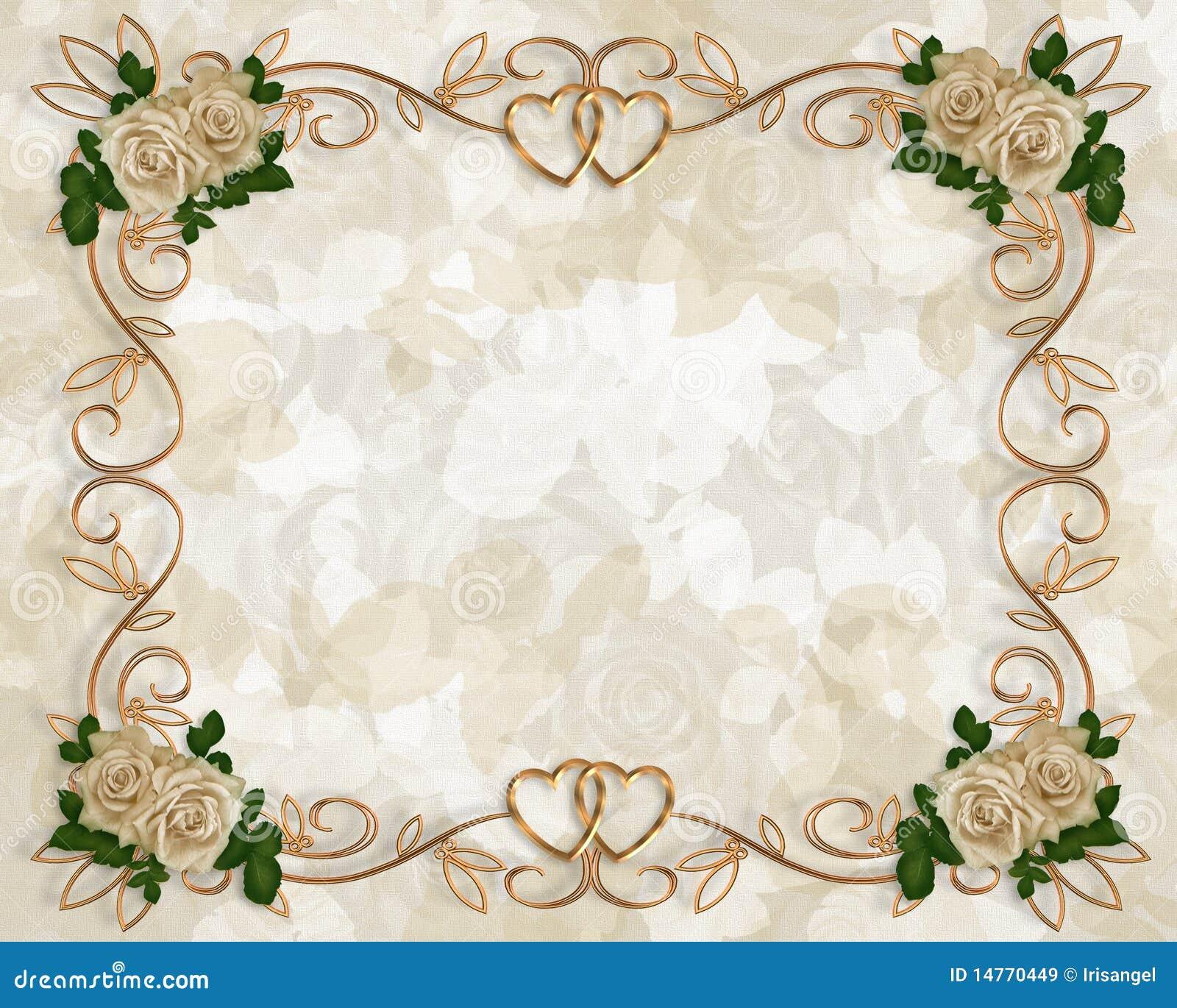 婚姻邀请的玫瑰 库存例证 图片 包括有 艺术性 上升了 Beautifuler 葡萄酒 国界的
