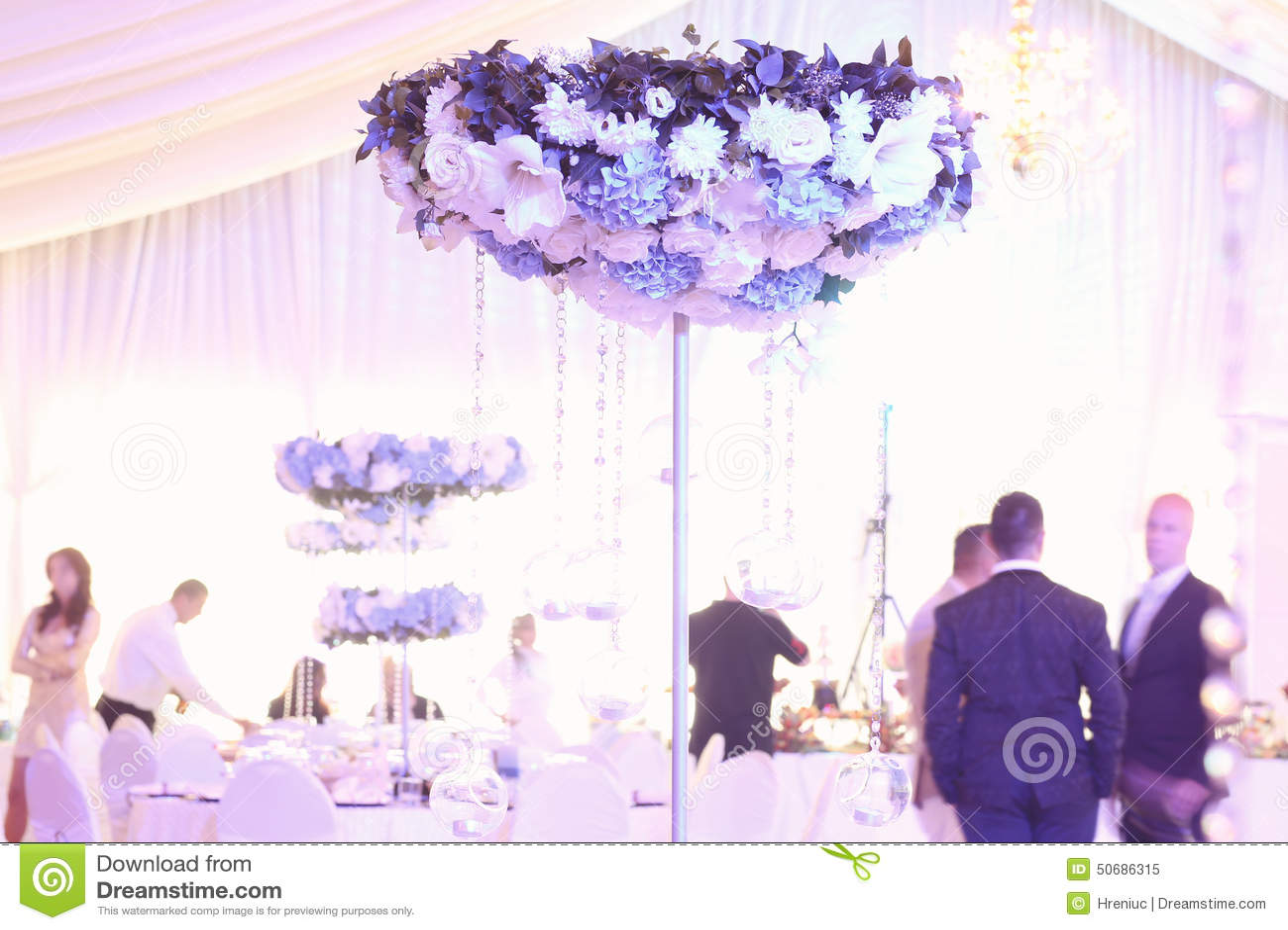 Download 婚礼装饰花 库存图片. 图片 包括有 典雅, 装饰, 干净, 洗礼, 黑暗, 理想, 陶器, 刀叉餐具, 花梢 - 50686315