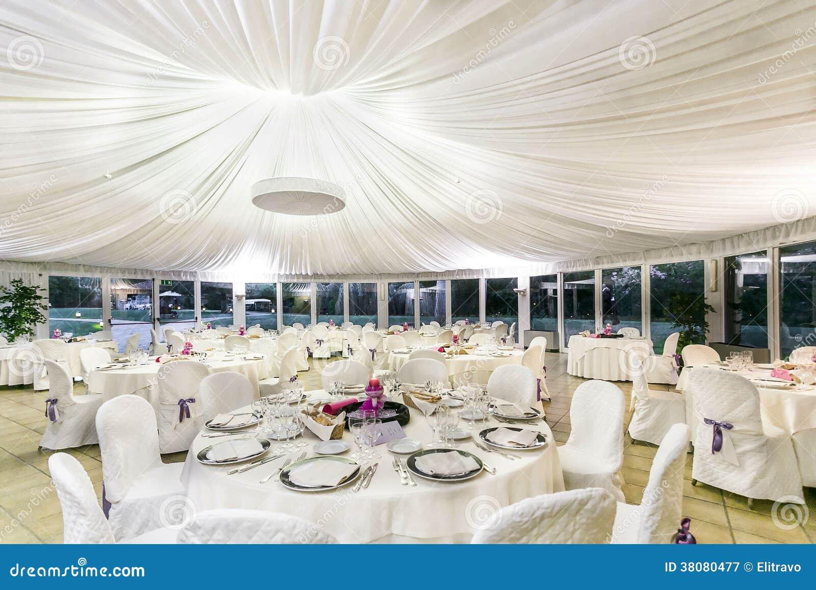 结婚宴会桌
