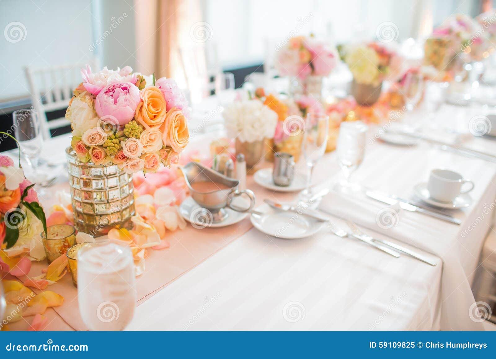 结婚宴会表焦点