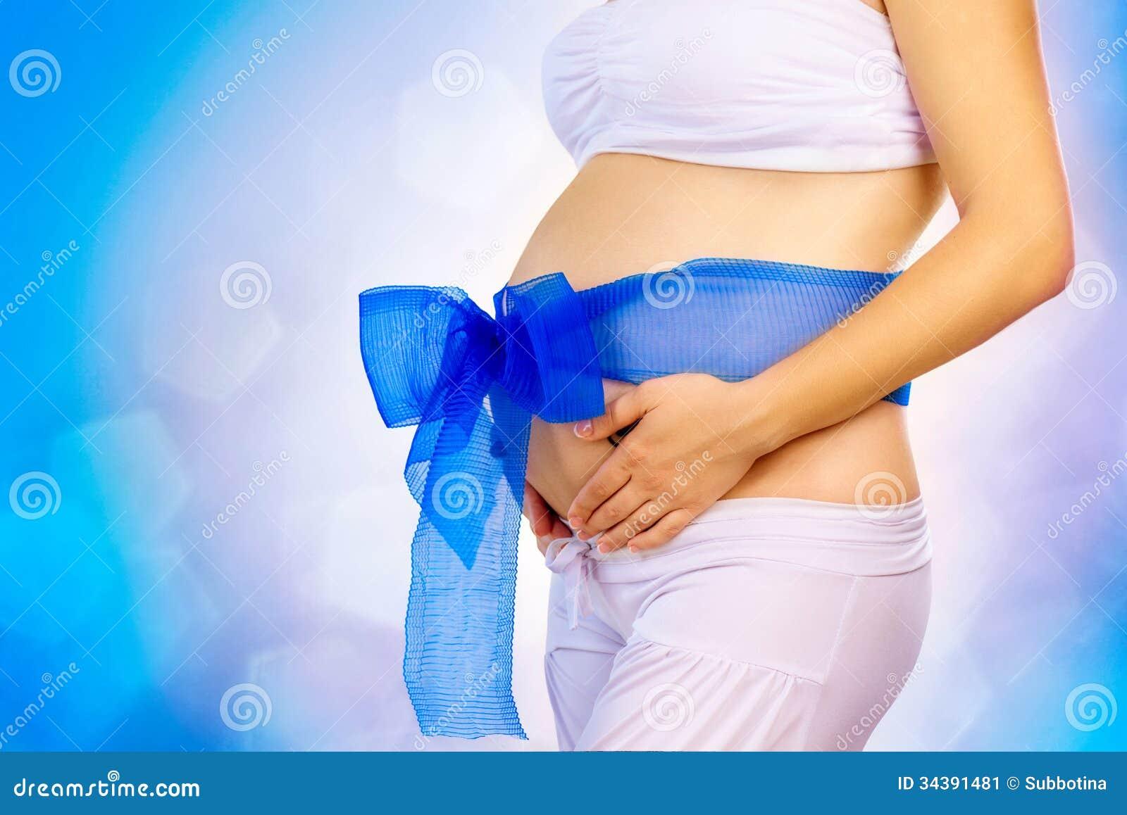 孕妇腹部.怀孕概念.图片