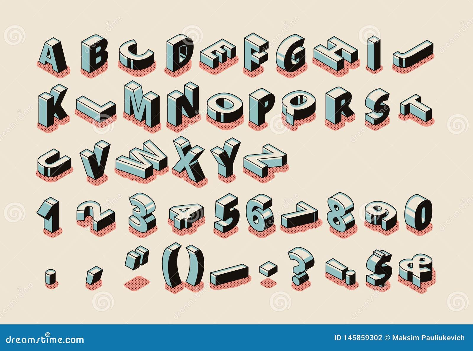 字母表信件,数字,标志等量传染媒介