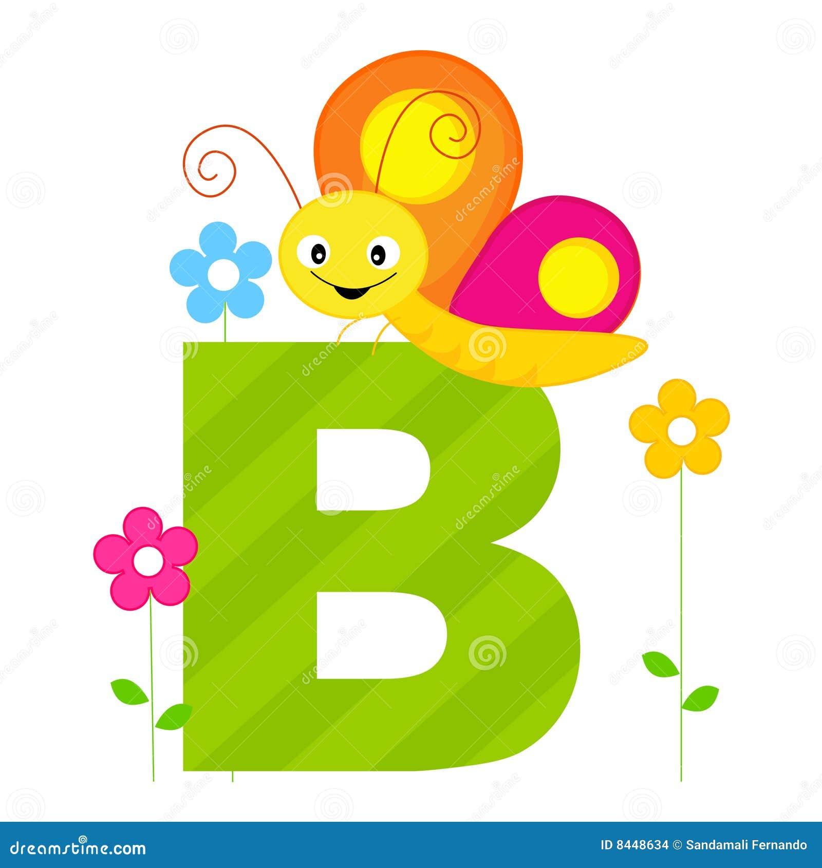 鲁女b_字母表动物b