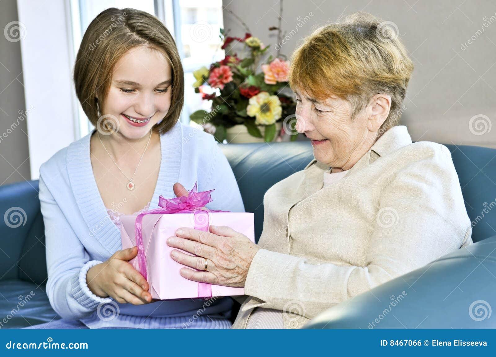 孙女祖母访问